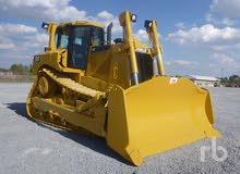 IT#136-2008 CATERPILLAR D8T Crawler Tractor