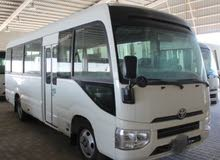 New condition Toyota Coaster 2019 with 0 km mileage