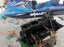 Used Jet-ski with an excellent specifications is up for sale