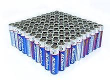 AC Delco AA alkaline Batteries, 40-Count /PKT