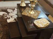 طقم طاولااااات 5 قطع بسسسسس 43 دينااار والتوصيل مجاني داخل عمان والزرقاء والسلط