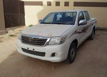 2014 New Hilux with Manual transmission is available for sale