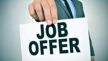 مطلوب موظف وموظفة في شركة سفر وسياحة