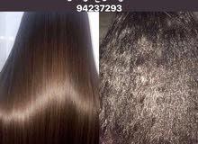 صالون نسمات يعود بأقوى العروض لبروتين الشعر