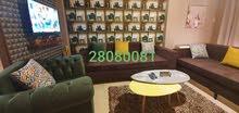 شقة استديو مؤثث للإيجار باليوم بحي  النصر 1