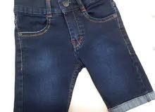 بنتاكور جينز اولادي تكرار ل تالت مرة خامة 100 % قطن رباعية مقاسات من 2 ل 12  4 ا