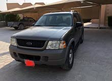 Ford explorer XLS 2002 model