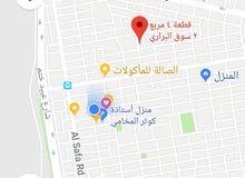 للبيع قطعة أرض تجارية بإمتداد ناصر سنقل 3 شوارع و ميدان