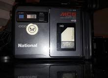 كاميرا فيديو باناسونيك للبيع أو للبدل على فيديو كاسيت