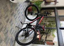 Mountain Bike, Full Aluminum Body with Shimano Gear System