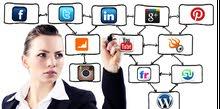 مطلوب موظفة ادارة مواقع التواصل الاجتماعي