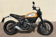Ducati Scrambler 800cc (2016 Mint)