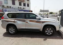 Toyota Prado car for sale 2013 in Muscat city