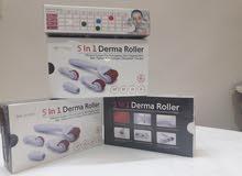 ديرما رولر تيتانيوم Derma Roller 5 in 1