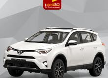 New 2018 Toyota RAV 4 for sale at best price