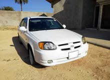 2002 Used Verna with Automatic transmission is available for sale