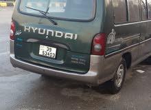 Manual Green Hyundai 1999 for sale
