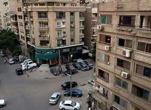 محل للبيع بشارع احمد زكى النزهه خلف سندباد للبيع
