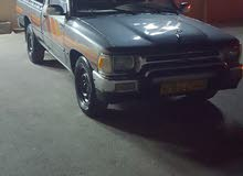Grey Toyota Hilux 1993 for sale