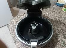 قلاية كهربائية بالهواء الساخن تحتاج فقط معلقة زيت واحدة ويمكن قلي البطاطا