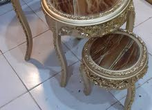 Directly from the owner Tables - Chairs - End Tables New for sale