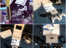A clean New Playstation 1 available for immediate sale.