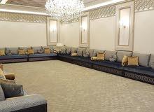 تفصيل جميع انواع مجالس العربيه والاربيه باسعار ممتاز