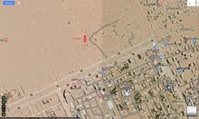 ارض للبيع في بير فضل امام محطة السلسبيل 15*15