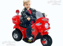 دراجة اطفال شحن