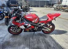Yamaha R1, 2000 model, 1000cc