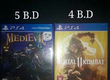 MEDIEVIL, MORTAL KOMBAT 11
