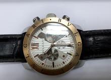 BVLGARI  SD 38 S L 2161 ORIGINAL WATCH FOR SALE