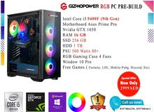 Core i5 9400F Generation new desktop pc