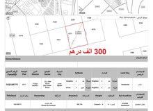ارض سكنى استثمارى للبيع بالبستان ارضى و 4 طوابق
