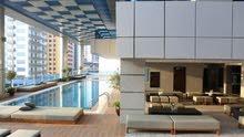 526/ شقة غرفة وصاله للايجار بالقرب من حديقة الزهور - دبي