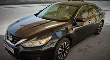 Nissan Altima 2018 2.5 SV model car in excellent condition for sale