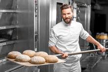 بحاجه الى خباز معلم لمخبز في ابوظبي
