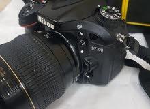 Nikon D7100 Dslr professional Camra  weth 70-300mm zooming Lens