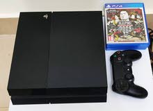 pS4 classic first gen Model with original accessories and 2 games