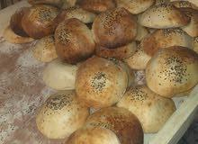 خباز خبزة تركيا وطابونة وفطائر سكالوب وشاورما