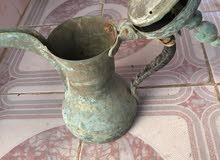 Copper vessels over 200 years old for sale at 180 SR negotiable