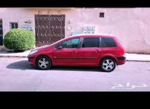Used condition Peugeot 307 2007 with +200,000 km mileage