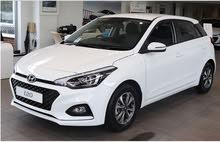 White Hyundai i20 2017 for sale
