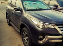 Gasoline Fuel/Power   Toyota Fortuner 2017