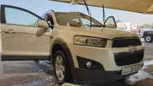 Chevrolet captiva 2012 in good condition