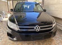 Black Volkswagen Tiguan 2017 for sale