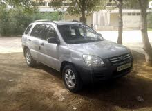 Kia Sportage 2007 For sale - Silver color