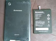 Used Lenovo tablet
