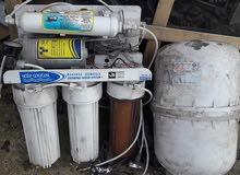 فلتر تصفية الماء للبيت خمس مصافي يعمل على الكهرباء مع جرة كامل