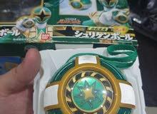 فيقرز باور رينجرز للبيع! (Power Rangers)